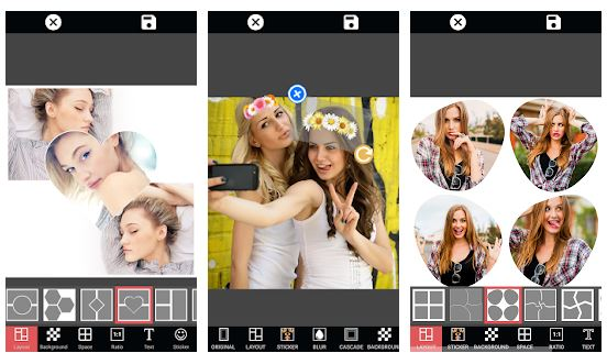 Collage Maker Grid Editor