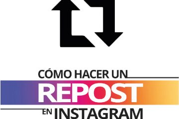 Repostear en Instagram