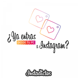 como usar instagram en pc